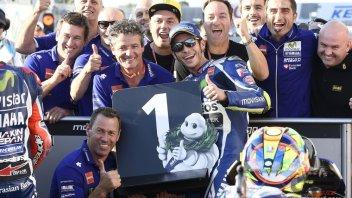 Rossi: voglio lottare con Marquez e Lorenzo per sempre