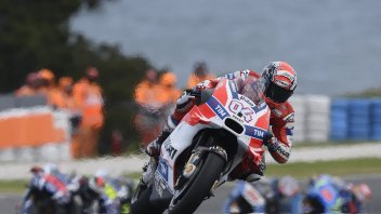 "Dovizioso: ""The podium? It was only simple looking from the outside"""