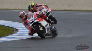 Dovizioso: Michelin? una decisione 'affrettata'