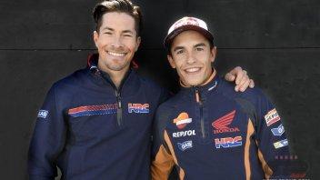 Hayden: MotoGP? avevo detto basta, poi l'SMS di Honda