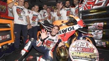 Marquez reaches half-century milestone