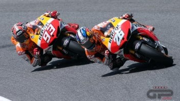 Only 'the Magnificent 7' have more wins than Marquez and Pedrosa