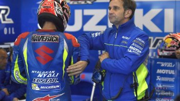 Brivio: Rossi and Vinales? they want the same thing
