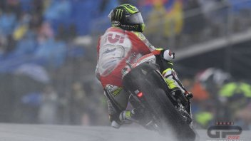 Cal Crutchlow in the footsteps of Barry Sheene
