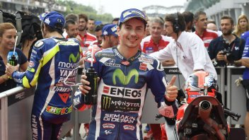 "Lorenzo: ""I'm competitive in all conditions"""