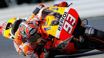 Marquez, chasing the pole record
