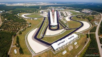 Sepang: the new turn 15, safer and more spectacular