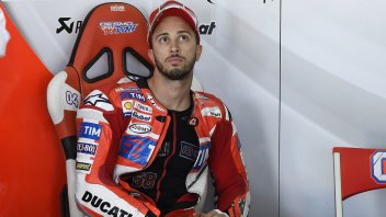 Dovizioso: Lorenzo? his limitation is having only ridden the Yamaha