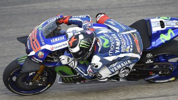 Lorenzo e Dovizioso, coppia vincente nella FP2