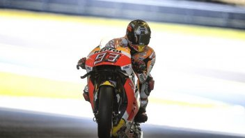 Marquez on top of the world at Motegi, disaster for Yamaha