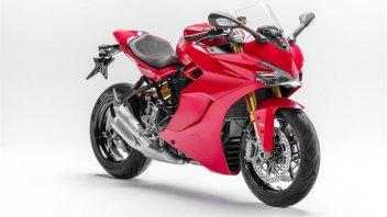 Ducati: 939 SuperSport m.y. 2017