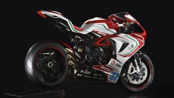 MV Agusta F3 RC: a 'made in Italy' exclusive