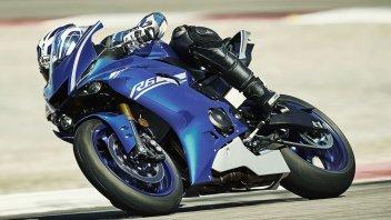 Yamaha YZF-R6 my17: nuovo mondo