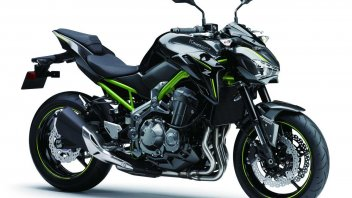 Kawasaki Z900 m.y. 2017 - coming to EICMA