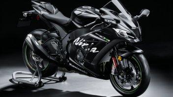 Kawasaki: ZX-10RR, la Ninja pronto gara