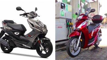 Storica intesa: Honda e Yamaha insieme per gli scooter