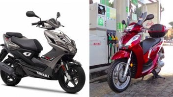 Historic agreement: Honda and Yamaha together with scooters