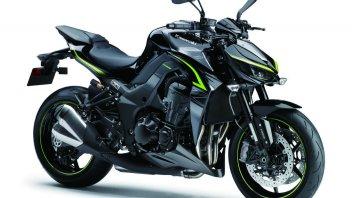 Kawasaki: in arrivo la Z1000 R Edition 2017