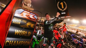 Losail: second world title for Rea, the race goes to Davies