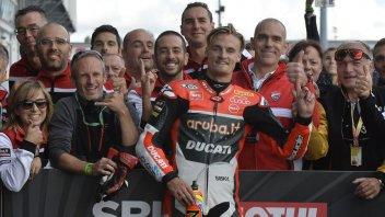 Jerez: per Davies e la Ducati oltre 1 milione su Mediaset