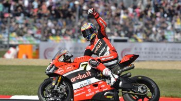 Magny-Cours, Davies: the best result of my career!
