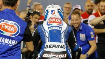 """Guintoli sul podio con la Yamaha: """"Un anno difficile per me"""""""