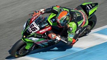 Test Jerez: Sykes sempre al comando, risale Hayden
