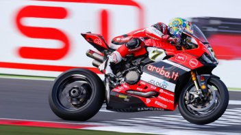 Davies' bet pays off at Magny-Cours