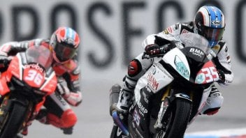 STK1000: two contenders, one winner at Jerez