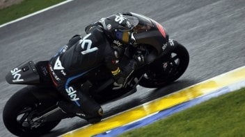 Tests: Bagnaia and Antonelli sharks at Valencia