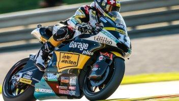 FP3, Valencia: Luthi torna in vetta, secondo Morbidelli