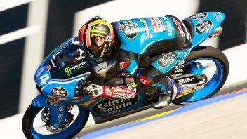 Valencia, Moto3: primo sigillo per Aaron Canet