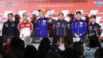Rossi e Lorenzo: ultimo ballo assieme a Valencia