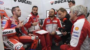 """Dovizioso: """"The win in Malaysia has motivated me"""""""