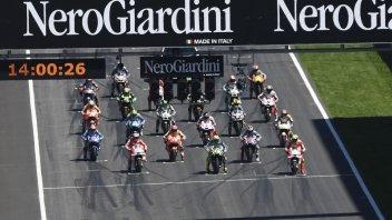 Le entry list MotoGP, Moto2 e Moto3 del 2017