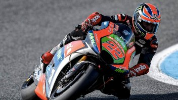 Aprilia: after the Jerez test we're optimistic about 2017