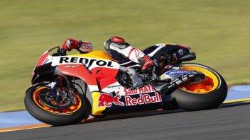 FP3: Marquez porta la Honda al comando, 9° Rossi