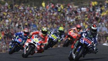 I test MotoGP di Valencia in diretta su Sky Sport