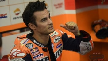 Pedrosa: the aim is to race at Valencia