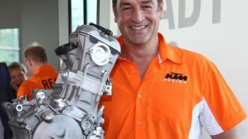 "Trieb (KTM): ""the MotoGP bikes are too powerful"""