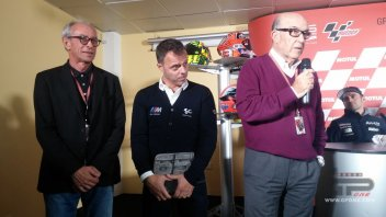 Farewell number 65: forever for Loris Capirossi
