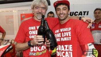 Iannone and the farewell to Ducati: only I gave 100%