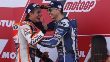 Marquez: Lorenzo with Ducati? I hope he is slower