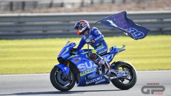 Viñales: I am leaving Suzuki with a smile