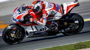 Dovizioso: the bikes are less safe without wings