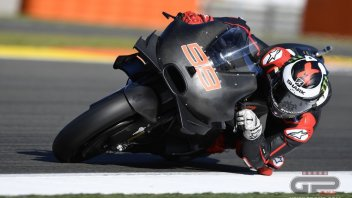 Lorenzo, Vinales and Iannone pass the Valencia test