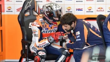 Marquez e Pedrosa in vacanza, niente test a Jerez