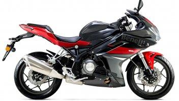 Moto - News: Benelli, arriva la 302R: evoluzione sportiva