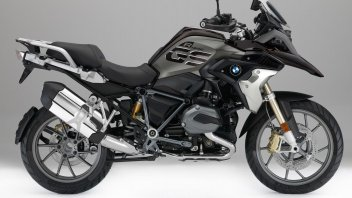 BMW Motorrad: i prezzi delle novità 2017