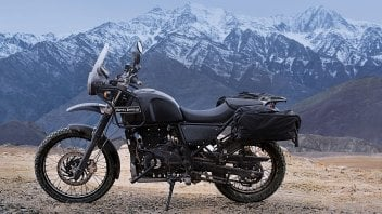 Moto - News: Royal Enfield Himalaya my2017